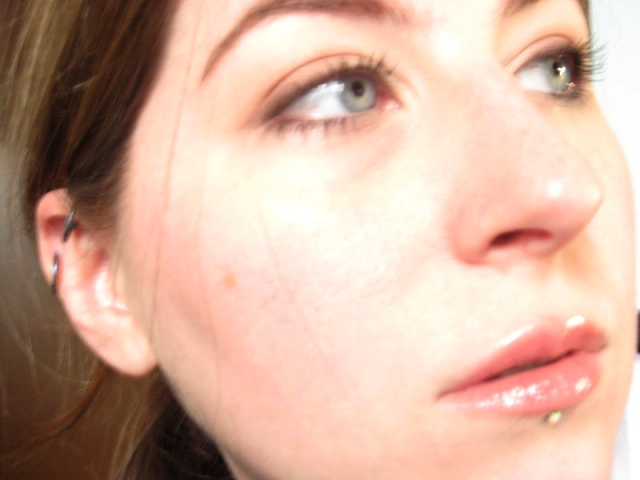 soft focus bare escentuals eyeshadow