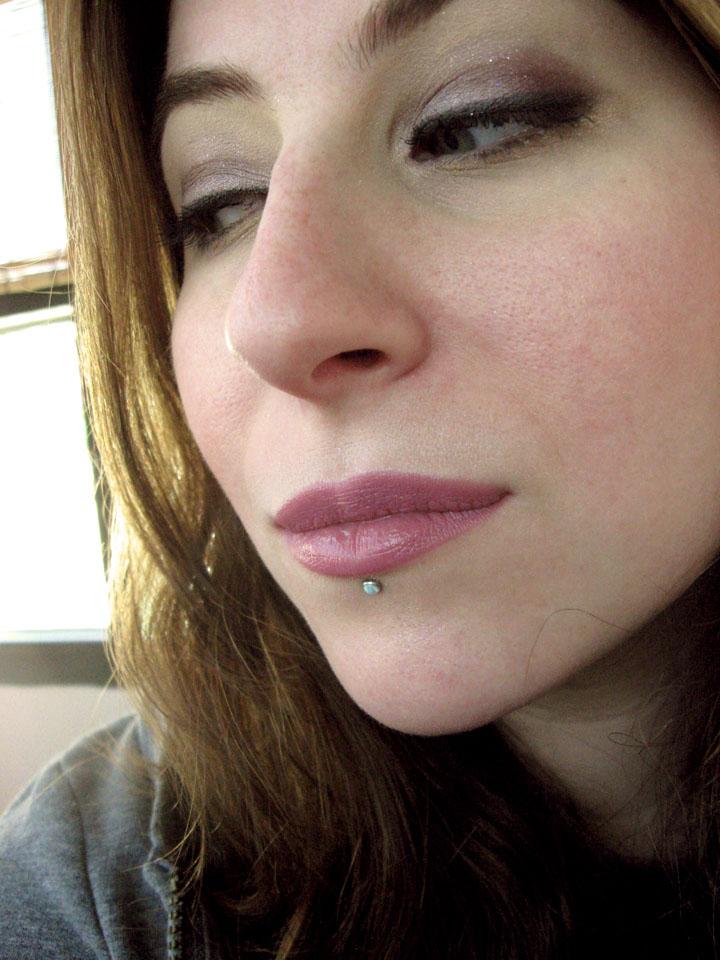 dark pink lipstick | Cosmetic Confessional
