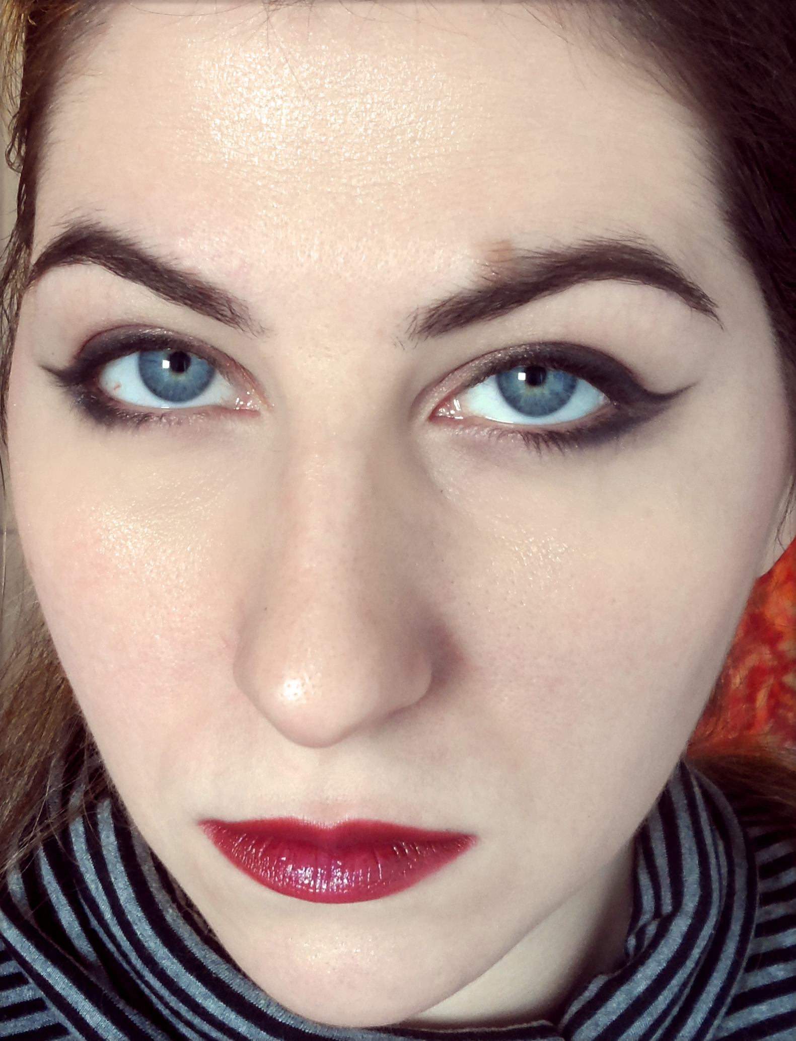 Winged Eyeliner Tutorial Step By Step: Cosmetic Confessional