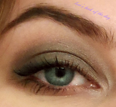 smoky italian eyeshadow the balm nude tude palette
