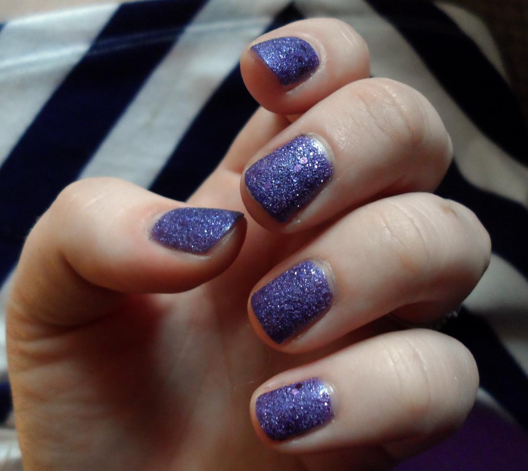 Coral nail Polish | Cosmetic Confessional
