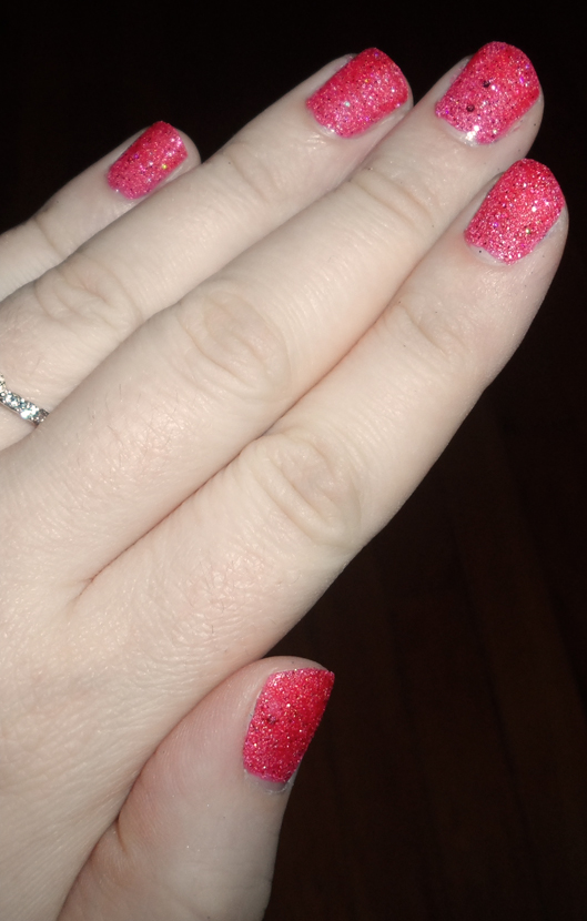 opi liquid sand nail polish the impossible