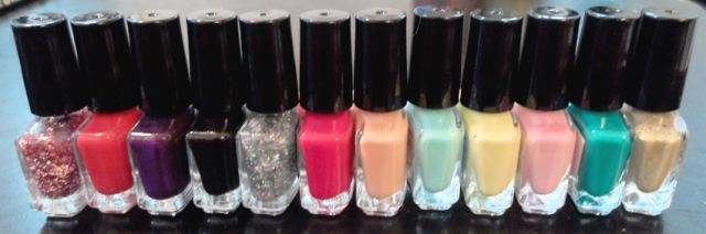jenna hipp costco nail polish shades bottles collection