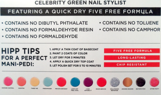 jenna hipp costco nail polish shades shade names