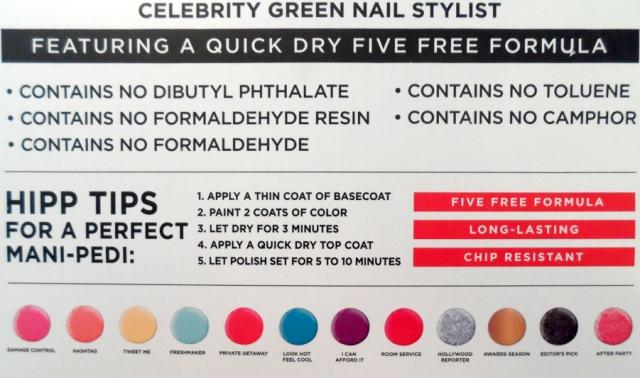 jenna hipp costco nail polish shades shade names