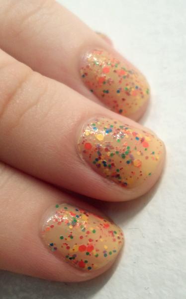 Mod Laquer Salida Del Sol nail polish Southwest Spring Collection