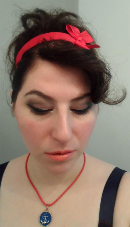 occ lip tar nyx collection noir black liquid eyeliner dior diorshow mascara urban decay naked flushed blush