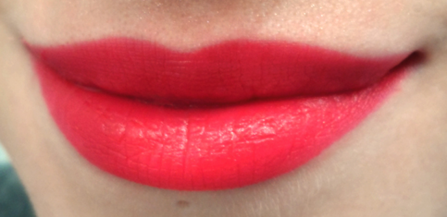 Image gallery matte red lip stain How to get rid of red lipstick stain