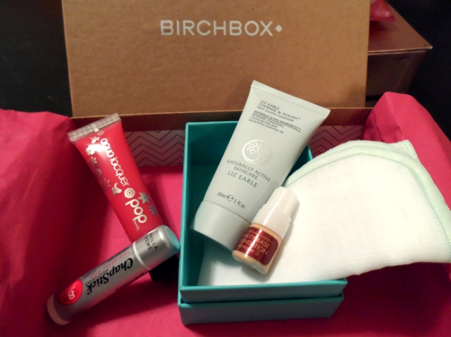 october 2013 birchbox samples