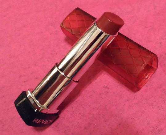 Revlon Color Burst Lip Butter in Red Velvet sheer red lipstick lip balm