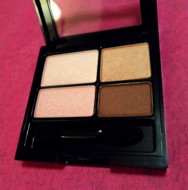 Revlon ColorStay Eyeshadow Quad in 505 Decadent