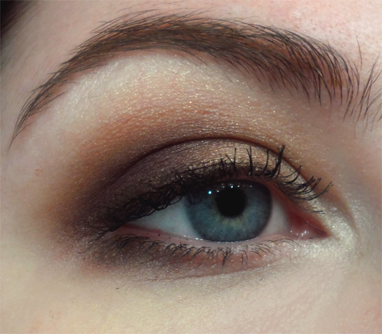 brown plum smoky eye nyx love in paris Je Ne Sais Quoi
