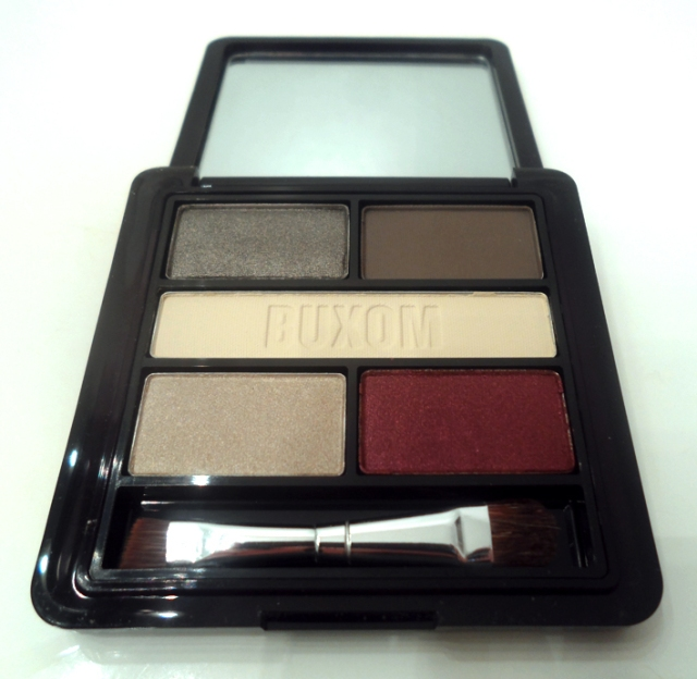 Buxom Color Choreography Eyeshadow Palette in Tango