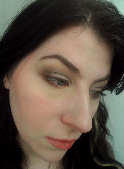 Buxom taupe grey brown smoky eye black cherry burgundy oxblood eyeliner liner
