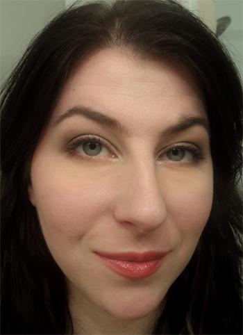 grey taupe smoky eye laura mercier stick gloss courtisane juice beauty reflective lip gloss fig