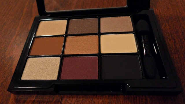 NYX Love in Paris Eyeshadow Palette JE NE SAIS QUOI