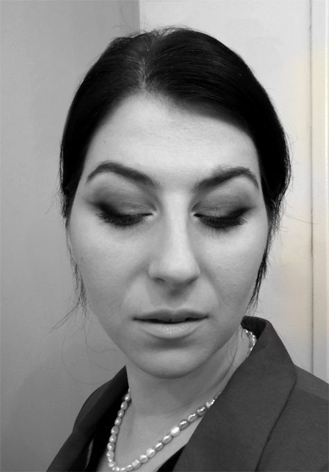 Smoky Eyes Lexi S Look Of The Day