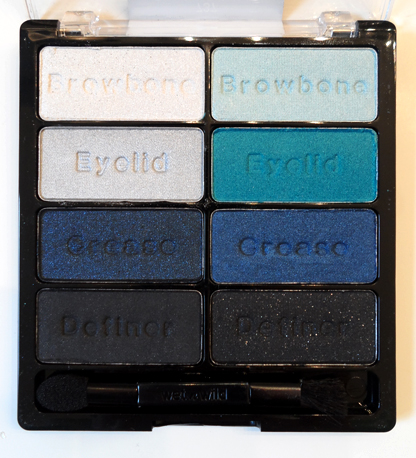 Wet n Wild Color Icon Collection Eyeshadow Blue Had Me at Hello