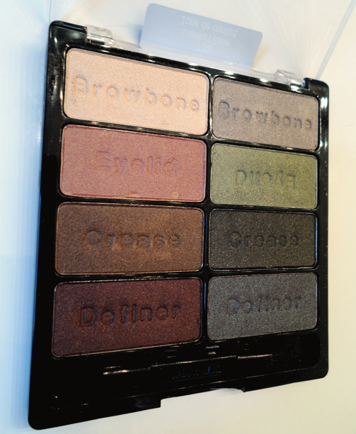 Wet n Wild Color Icon Collection Eyeshadow Comfort Zone palette