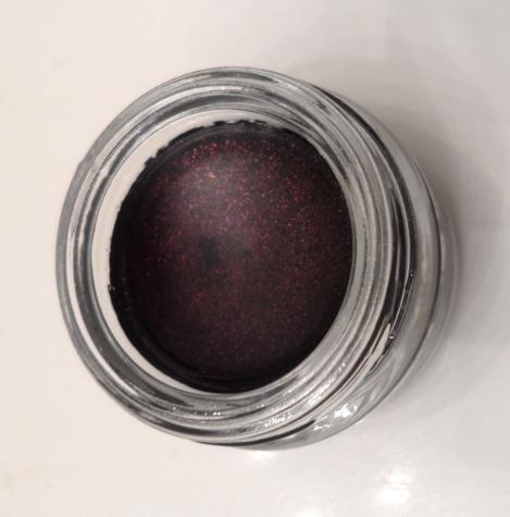 meow cosmetics indelible gel eyeliner black cherry