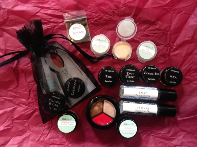 silk naturals cosmetics review haul