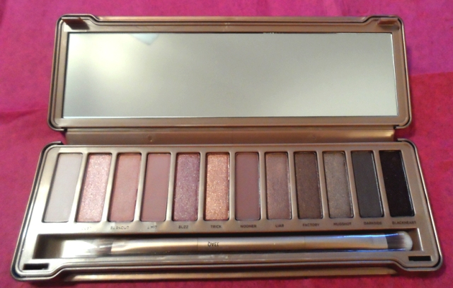 urban decay naked 3 palette packaging case
