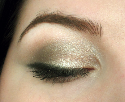 boudior eye palette shimmery neutral look