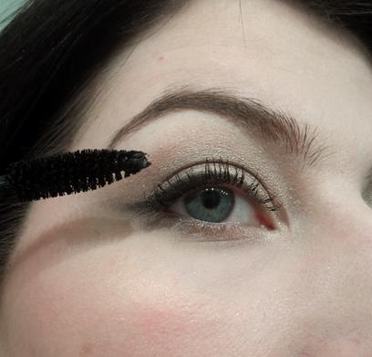 neutral shimmer eye tutrorial