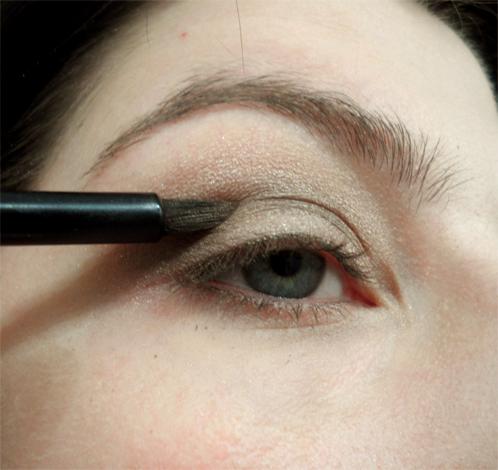 soft shimmer natural eye tutorial