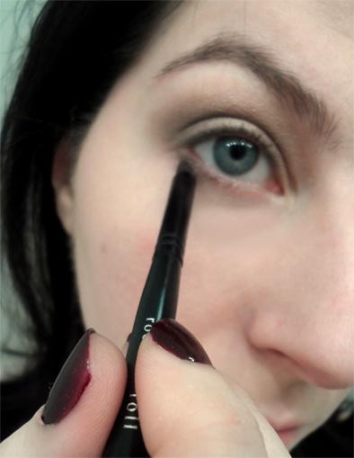 sparkling natural eye tutorial