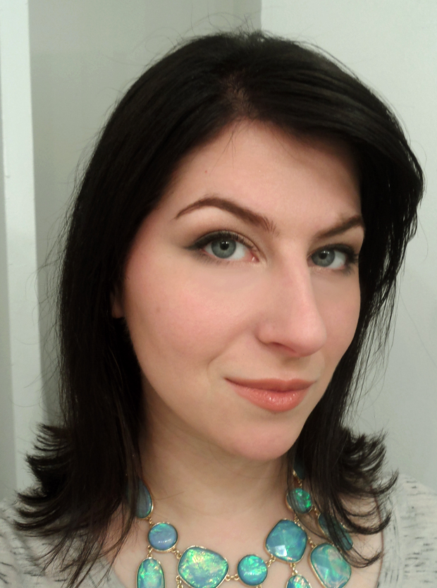 too faced boudior eye palette sparkly neutral eyeshadow