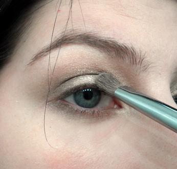 too faced boudior eye set tutorial