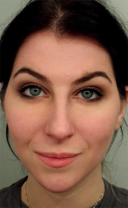 it cosmetics Eye Shadow Palette longevity wear test