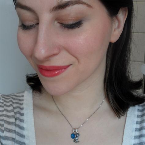 lipstick queen jean queen swatch