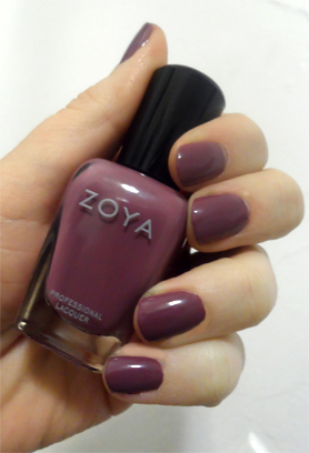 Zoya Nail Polish in Odette