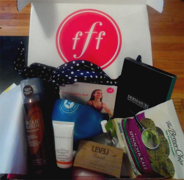 fabfitfun spring 2014 vip box