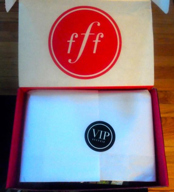 fabfitfun vip box spring 2014