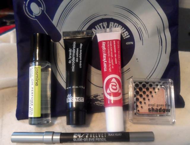 ipsy glam bag april 2014 review
