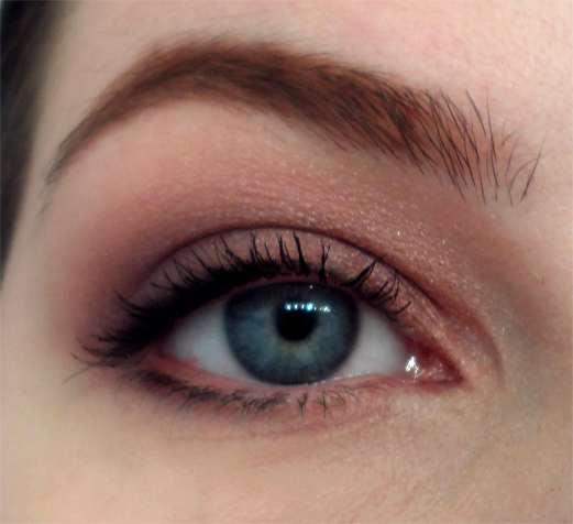 radiant orchid soft plum smoky eye spring 2014