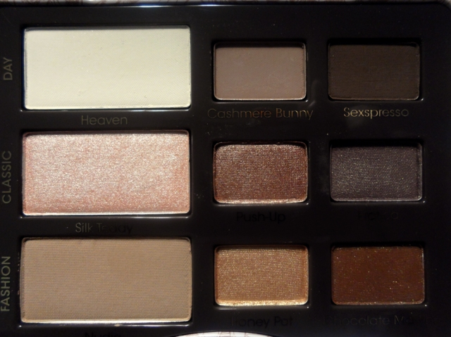 too faced natural eye neutral eyeshadow palette shades