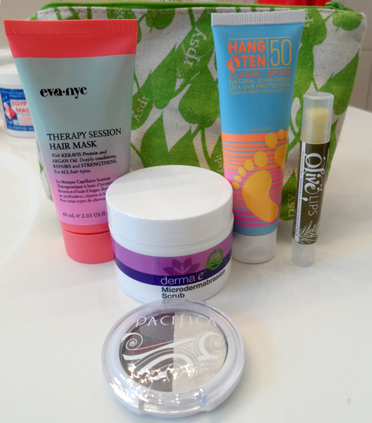 ipsy may 2014 products