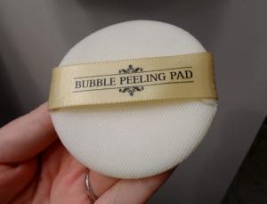 COTTERANG Bubble Peeling Pad