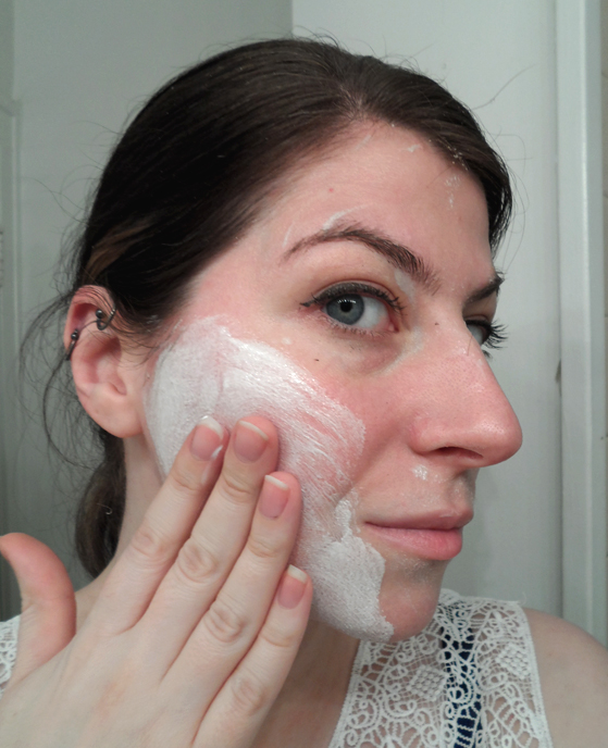 Enasti Rice and Milk Foaming Face Cleansing Lather