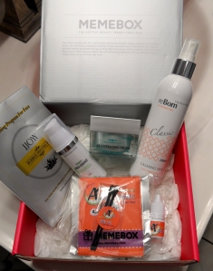 Memebox Review - SUPERBOX 34 DERMO-COSMETICS BOX 2