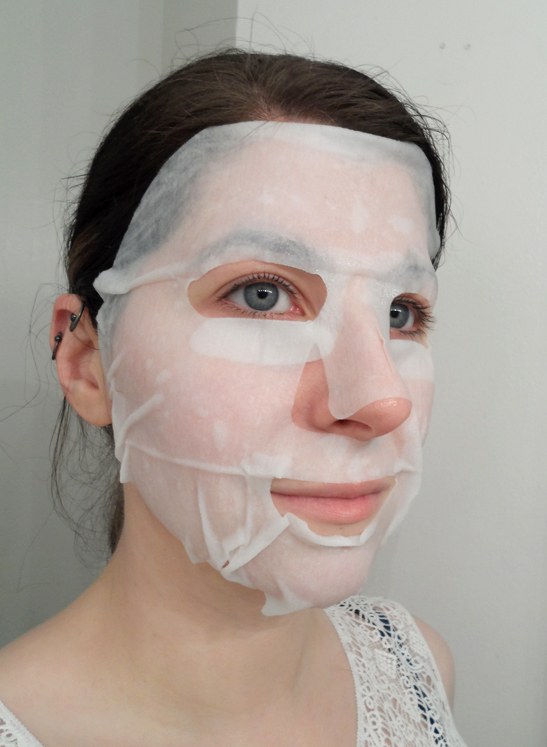 Pure Smile Milk Mask Pack