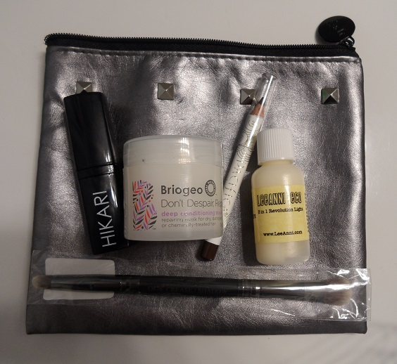 september 2014 ipsy glam bag review