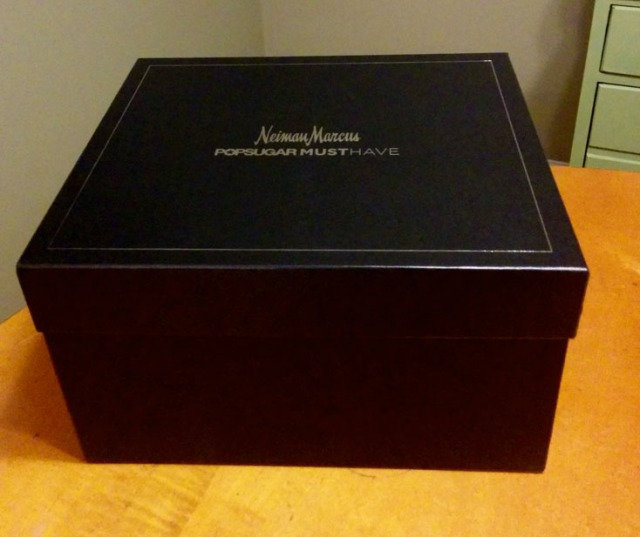 2014 Nieman Marcus PopSugar Must Have box review