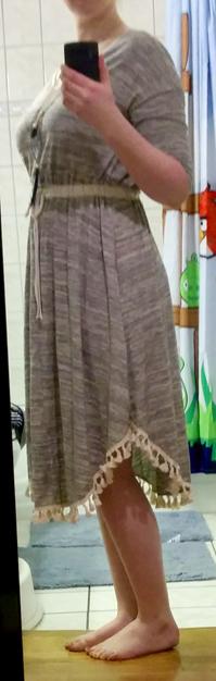 le lis thankful dress