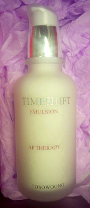 tosowoong timeshift emulsion