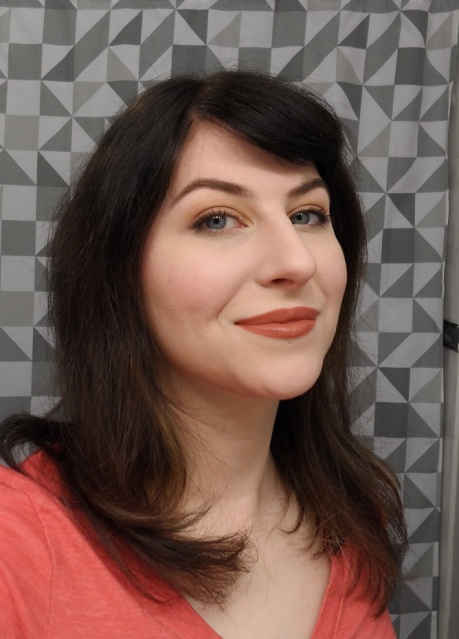 warm neutral nineties makeup